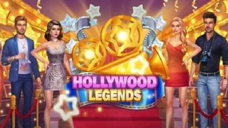 Hollywood Legends Apk Mod Dinheiro Infinito