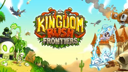Kingdom Rush Frontiers Apk Mod Diamantes Infinitos
