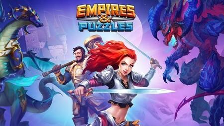 Empires & Puzzles: Epic Match 3 Apk Mod Dinheiro Infinito Atualizado