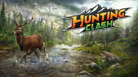 Hunting Clash Apk Mod Dinheiro Infinito