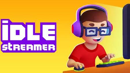 Idle Streamer Mod Apk Dinheiro Infinito