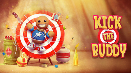 Kick The Buddy Mod Atualizado