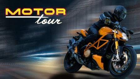 Motor Tour apk mod dinheiro infinito
