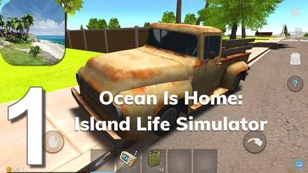 Ocean Is Home: Island Life Simulator apk mod dinheiro infinito