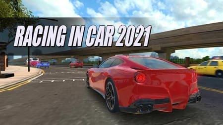 Como por dinheiro infinito no Racing in Car