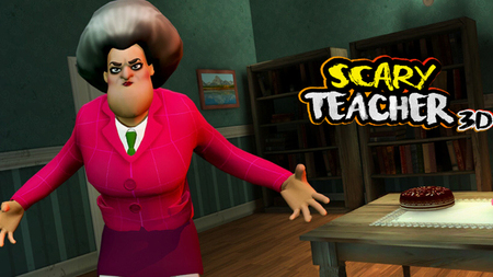 Scary Teacher 3D Apk Mod Dinheiro Infinito