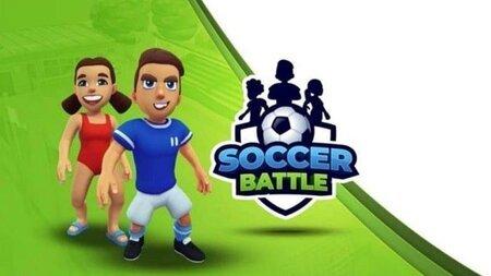 Soccer Battle Apk Mod Dinheiro Infinito