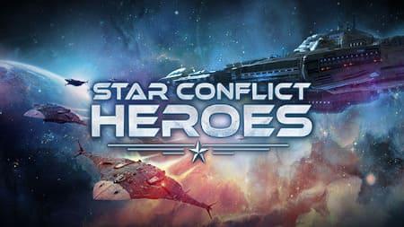 Star Conflict Heroes 3D Apk Mod Dinheiro Infinito
