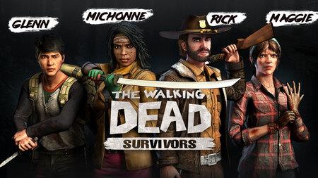 The Walking Dead Survivors Mod Apk Dinheiro Infinito