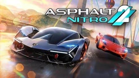Asphalt Nitro Apk Mod Dinheiro Infinito