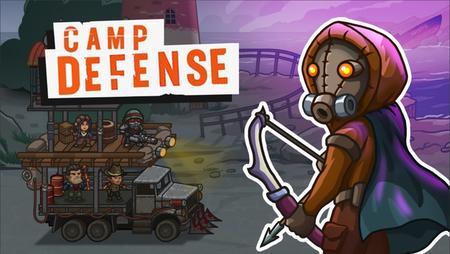 Camp Defense Apk Mod Dinheiro Infinito