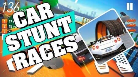 Car Stunt Apk Mod Dinheiro Infinito