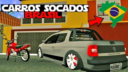 Carros Socados Brasil 2 Apk Mod Dinheiro Infinito Atualizado