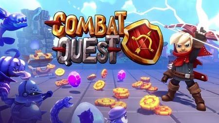 Combat Quest Apk Mod Dinheiro Infinito