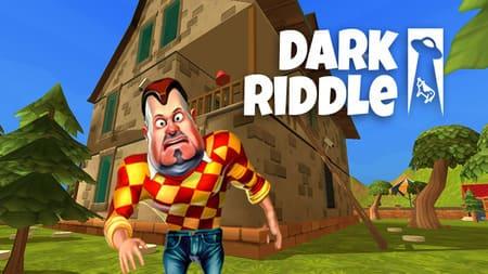 Dark Riddle Classic Apk Mod Dinheiro Infinito