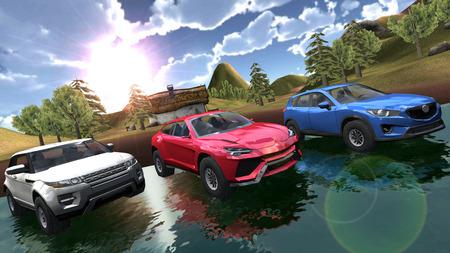 Extreme SUV Driving Simulator Apk Mod Dinheiro Infinito Atualizado