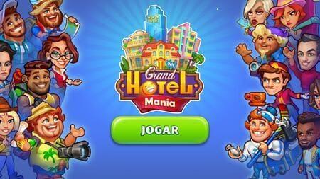 Grand Hotel Mania Apk Mod Dinheiro Infinito