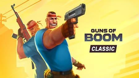 Guns of Boom Apk Mod Dinheiro Infinito