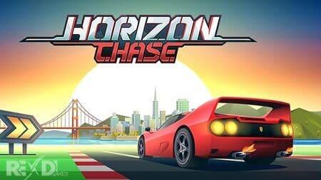 Horizon Chase Mod Apk Dinheiro Infinito