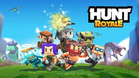 Hunt Royale Mod Apk Dinheiro Infinito