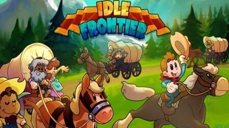 Idle Frontier Mod Apk Dinheiro Infinito