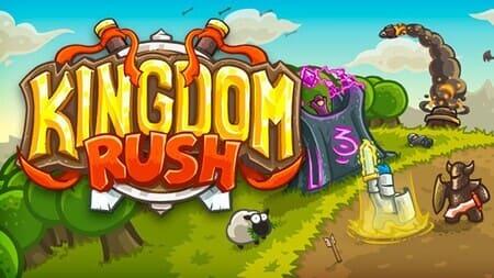 Kingdom Rush Apk Mod Dinheiro Infinito