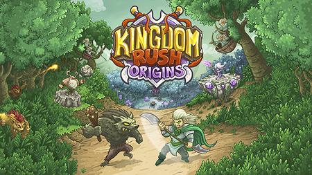 Kingdom Rush Origins Apk Mod Dinheiro Infinito