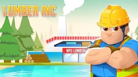 Lumber Inc Mod Apk Dinheiro Infinito