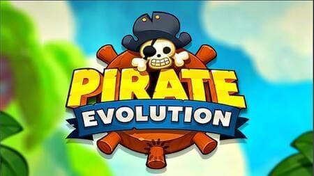 Pirate Evolution Apk Mod Dinheiro Infinito