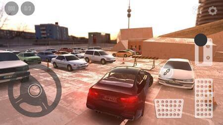 Real Car Parking Apk Mod Dinheiro Infinito