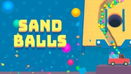 Sand Balls Apk Mod Dinheiro Infinito