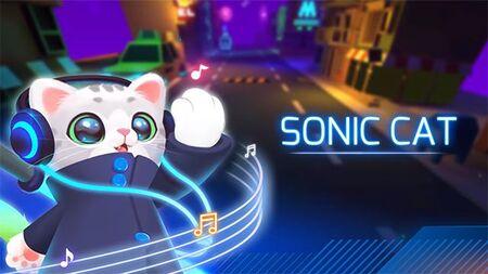 Sonic Cat: Corte As Batidas Apk Mod Dinheiro Infinito