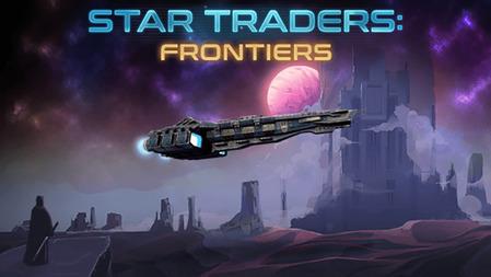 Star Traders: Frontiers Apk Mod Dinheiro Infinito