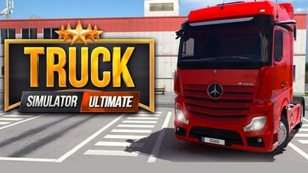 Truck Simulator Ultimate Apk Mod Dinheiro Infinito