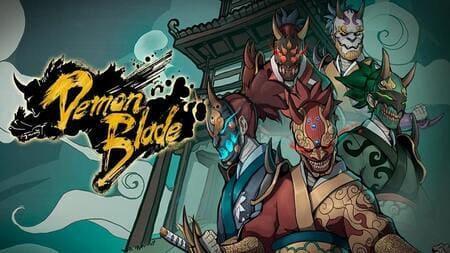 Demon Blade Mod Apk Dinheiro Infinito