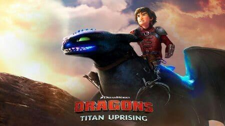 Dragons Titan Uprising Apk Mod Dinheiro Infinito