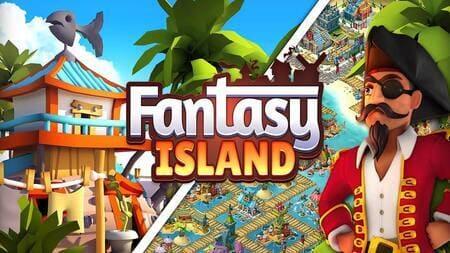 Fantasy Island Sim Mod Apk Dinheiro Infinito