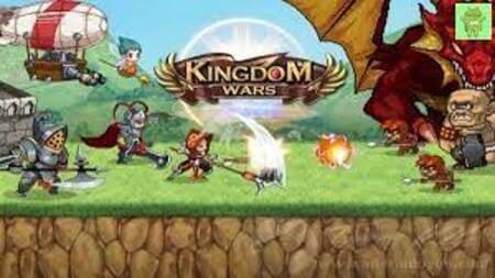Kingdom Wars Apk Mod Dinheiro Infinito