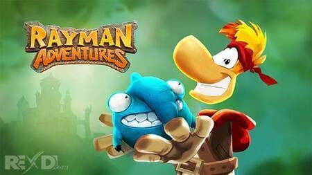 Rayman Adventures Apk Mod Dinheiro Infinito