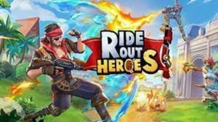 Ride Out Heroes Mod Apk Dinheiro Infinito