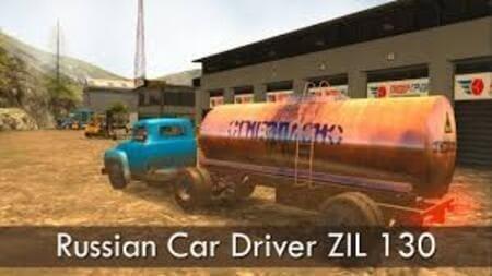 Russian Car driver Zil 130 Apk Mod Dinheiro Infinito